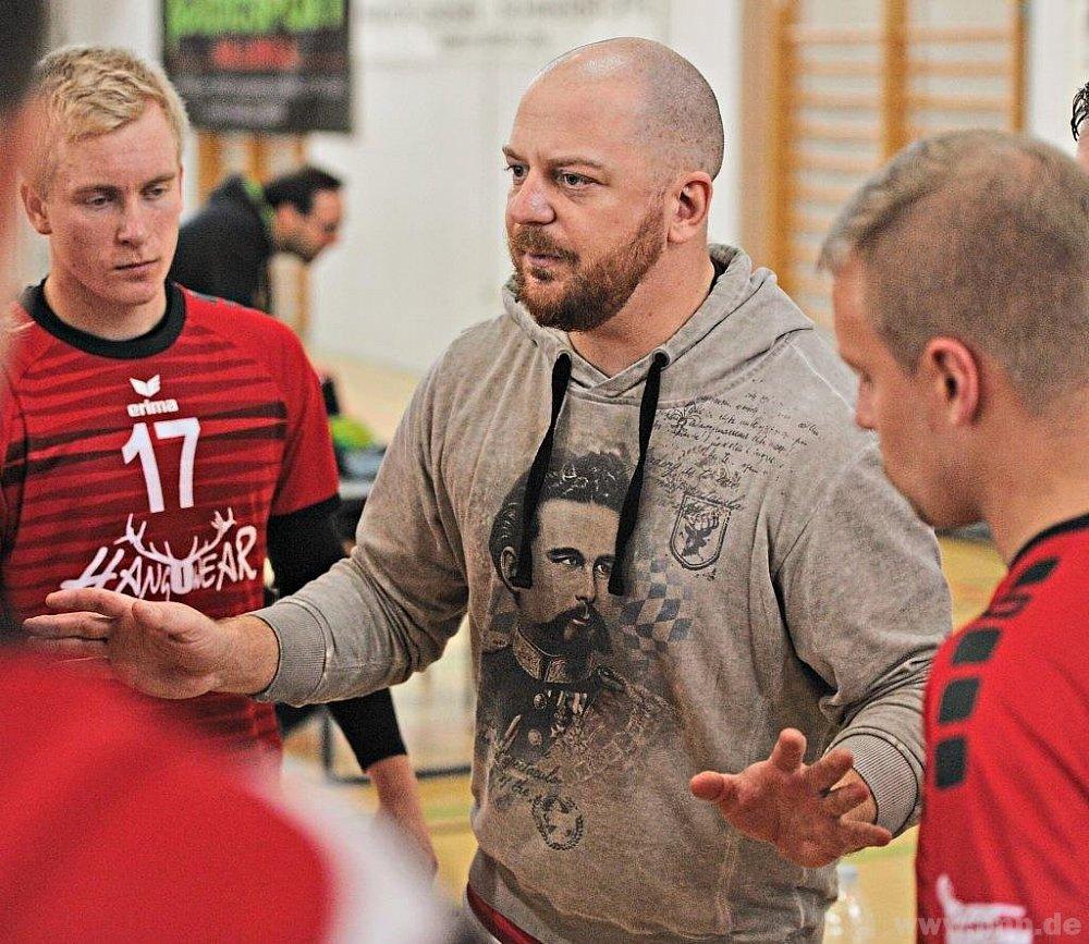 Zwei Mal über fünf Sätze gehen musste die Landesliga-Truppe von Benedikt Rosenberger.